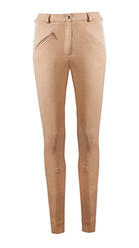 Riding Jodhpurs for Children - Beige (22 waist) - Sports Jodhpur Boot