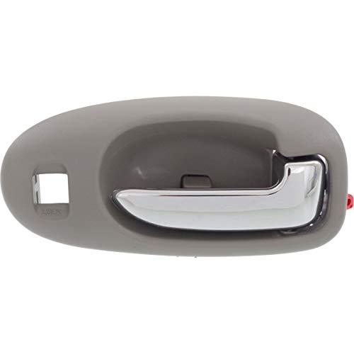 Door Handle For 2001-2006 Chrysler Sebring Sedan Front Right Inner Light Gray
