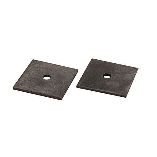 Radiator Mounting Rubber - Square Rubber Radiator Mounting Pads