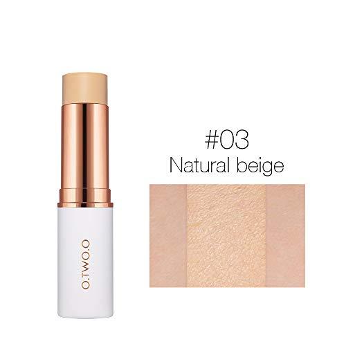 - Magical Concealer Stick Foundation Makeup Full Cover Contour Face Concealer Cream Base Primer Moisturizer Hide Blemish 9128-03