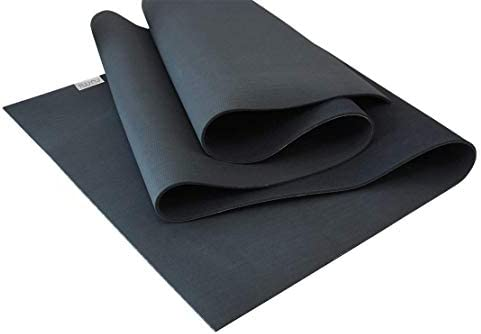 Amazon.com : Rumi X Yoga Mat - 71 x 24 x 4.3 (Graphite ...