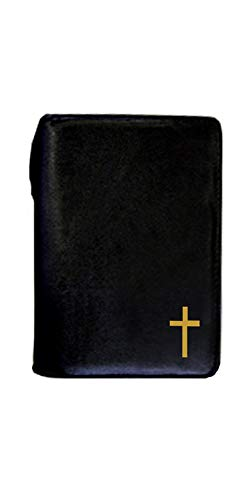 New Roman Missal and Breviary Cover, Genuine Leather, Fits up to 4-3/4