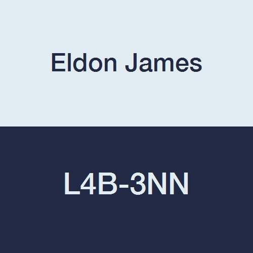 Pack of 10 Eldon James L4B-3NN Natural Nylon British Threaded Miniature Elbow 1//4-19 BSP Thread to 3//16 Barb Pack of 10 1//4-19 BSP Thread to 3//16 Barb