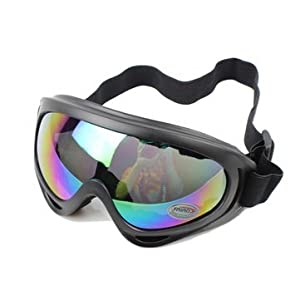 Sunglasses & Sports Glasses - Uv Protective Eyewear Goggles GlassesSki Skiing Snowboard - Womens Goggles Women Girls Made Snow Glass Over Glasses Goggle Case Youth Kids - Of And - 1PCs
