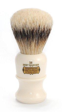Simpson 58 Best Badger Shaving Brush 58B
