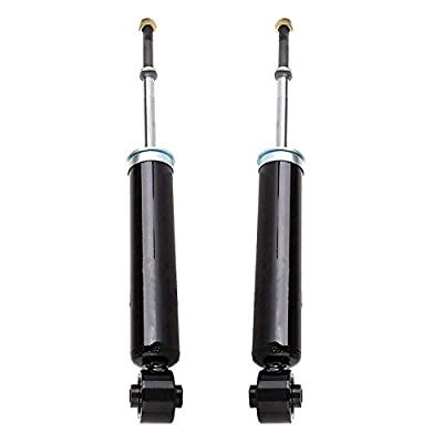 Detroit Axle - Rear Driver and Passenger Side Shock Absorbers for 2004 2005 2006 2007 2008 2009 Nissan Quest: Automotive
