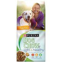 Purina Dog Chow Healthy Weight Adult Dry Dog Food - 16.5 lb. Bag by Purina