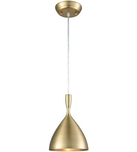 Spun Metal Pendant Lights