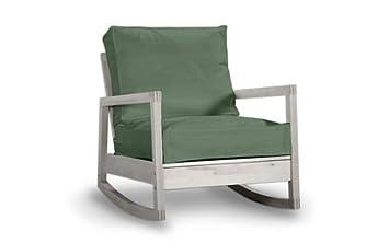 Sedia A Dondolo A Firenze.Rivestimento Per Ikea Lillberg Poltrona Sedia A Dondolo In Firenze