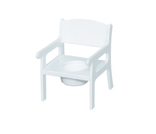 Little Colorado White Potty Chair