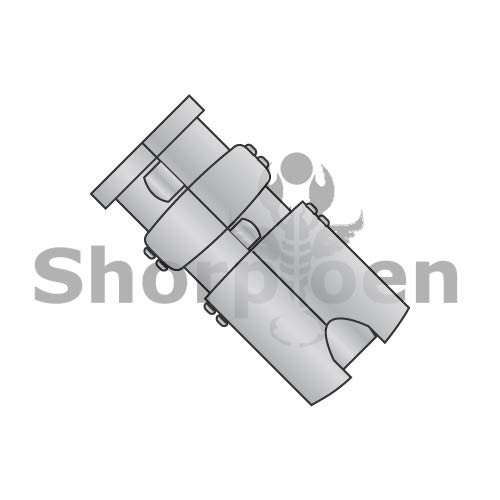 SHORPIOEN Short Single Expansion Anchor Zamac Alloy 3/4 BC-75AES (Box of 10)