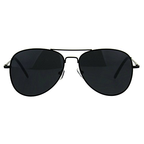 Mens Police Officer Biker Metal Wire Rim Pilots Sunglasses All - Officers Sunglasses Police For
