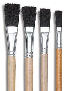 - Binney & Smith Crayola(R) Tempera Brush Series 178, 3/4