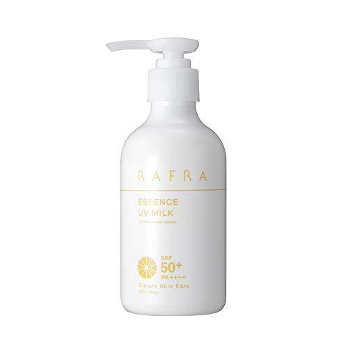 Rafra Essence UV Milk Extra Orange Aroma SPF50 PA Japan