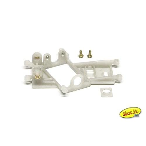 Slot.It CH82 - HARD EVO6 Anglewinder for Boxer / Flat-6 motor