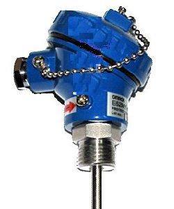 Omron E52MY-PT15C D6.3MM SUS316 Temperature Sensor PT100 (D=6.3mm, L=150mm, 0-400 C)