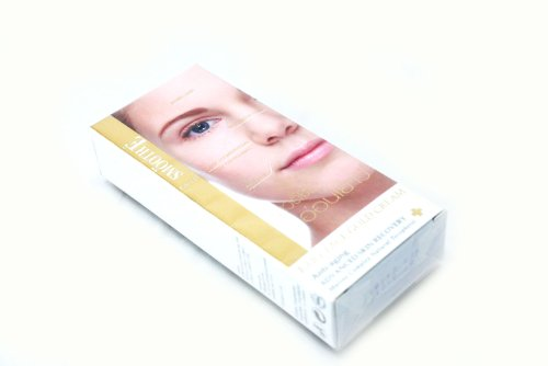 6X SMOOTH E GOLD BABYFACE CREAM ANTI-AGING ADVANCE SKIN RECOVERY Net Wt. 0.4 FL.Oz (Pack of 6 Pcs.)