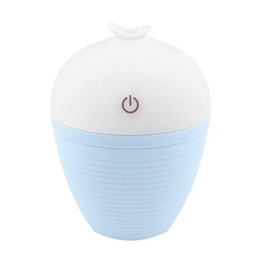 Cheap  Happy-top Mini Portable USB Humidifier 120ML Wish Bottle Ultrasonic Humidifier Cool Mist..