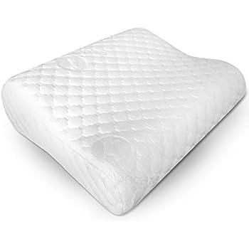 Amazon Com Tempur Pedic Neck Pillow Firm Support Travel