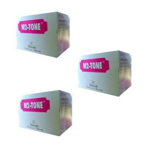 Charak 3 X M2 Tone 120 Tablets Helps To Regulate And for sale  Delivered anywhere in USA