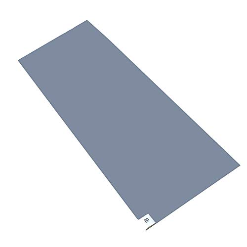 Cleanroom Tacky/Sticky/Adhesive Mat Grey 12