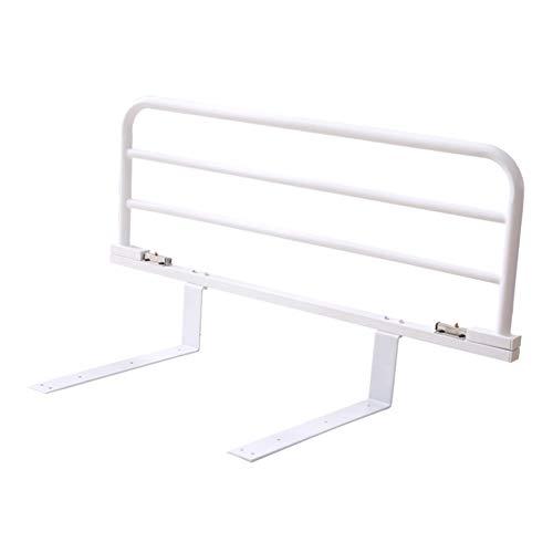 Barra lateral de seguridad para cama plegable Guardia lateral para personas mayores, adultos y auxiliares Manejar la...