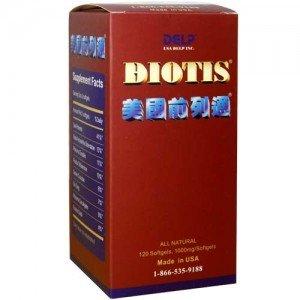 Biotis (120 Capsules)