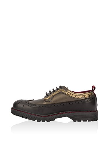 Women's Shoes Wrangler Brogue Rocky Metal r1tqtExnTw