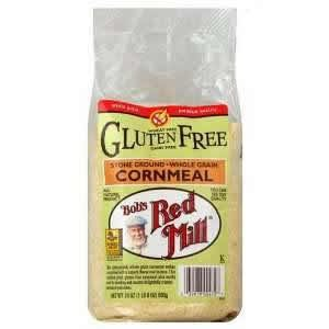 Gluten Free Corn Meal by Bob's Red Mill, 24 oz (Case of 4)