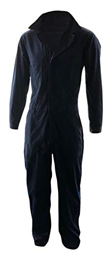 UGFashions Halloween 1978 Michael Myers (Nick Castle) Costume Black Cotton -