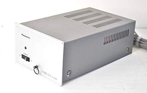 (Panasonic WJ-300C Security Camera Composite Video Distribution)