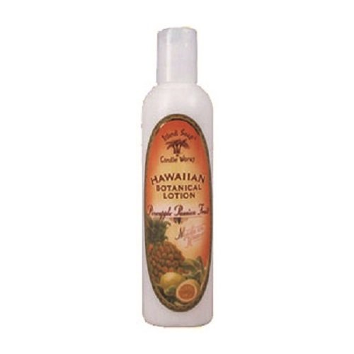 Island Soap & Candle Works Lotion, Pineapple Passion Fruit, 8.5 Ounce