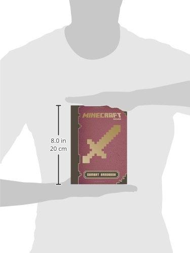 Minecraft: Combat Handbook: An Official Mojang Book by Minecraft (Image #2)