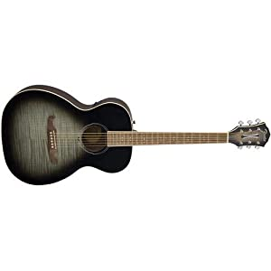 Fender: FA235E Concert Electro-Acoustic Guitar – Moonlight Burst