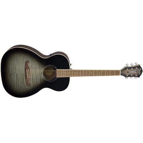 Fender FA-235E Concert Bodied Acoustic Guitar – Moonlight Burst
