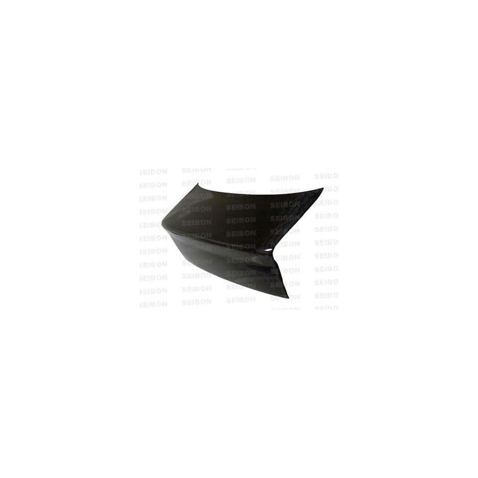 SEIBON CARBON FIBER TRUNK/HATCH S (SHAVED) TL9600HDCV2D S