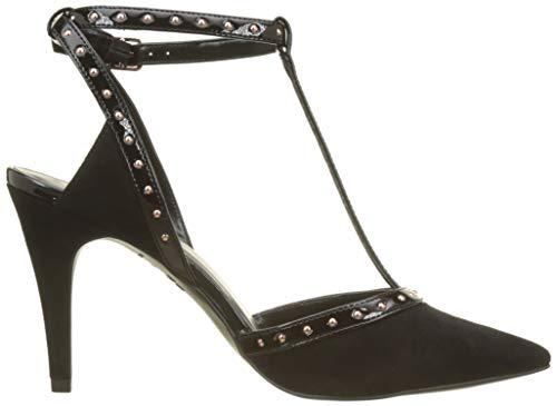 New Donna Scarpe Punta Tacco Chiusa Taja black Col 1 Look Nero r1qZ0r
