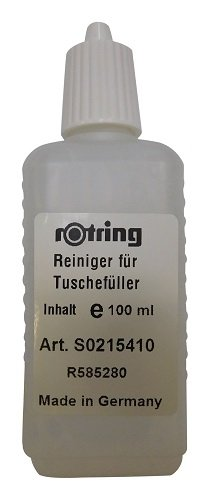 Rotring Cleaning Fluid For Drawing Pens 100 ml