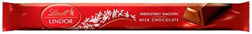 Chocolate ao Leite com Recheio Cremoso Lindor Pacote 38g Lindt