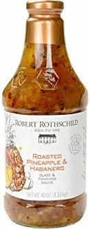 Robert Rothschild Farm Roasted Pineapple & Habanero Sauce