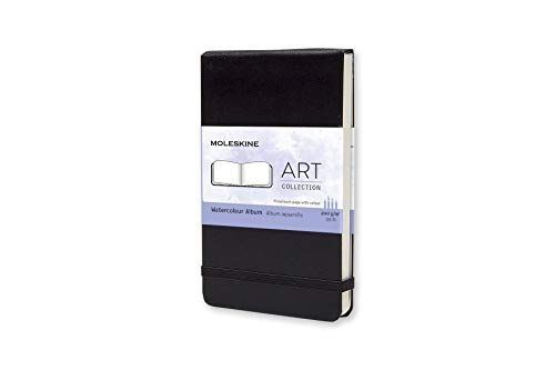Moleskine Art Watercolor Album, Hard Cover, Pocket (3.5