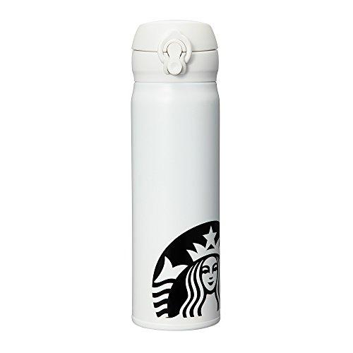 스타벅스 STARBUCKS 스타벅스 핸디 스테인레스 보틀 화이트 500ml White,500ml