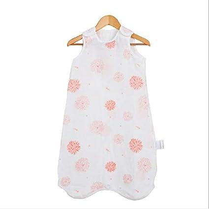 Amazon.com: Saco de dormir de muselina de algodón para niños ...