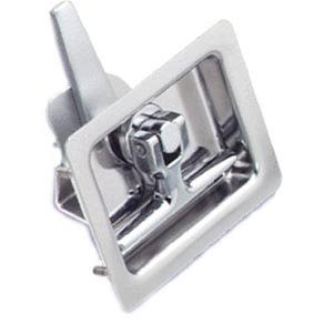 24-20-312-35, Southco, Flush Cup T-Handle Series Cam Latches