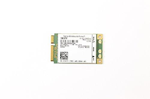 Dell MiniPCI 1N1FY WWAN Cellular Mobile Broadband 5500 Wireless Card DW5808 Latitude E7440 E7240 E54