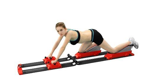 Back2Crawl Home Series Bear Crawl Horizontal Exercise Machine, (Horizontal Exercise Machine)