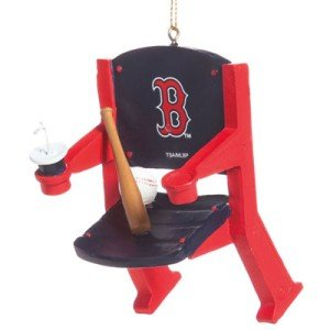 Evergreen Enterprises Stadium Chair Ornament Boston Red Sox