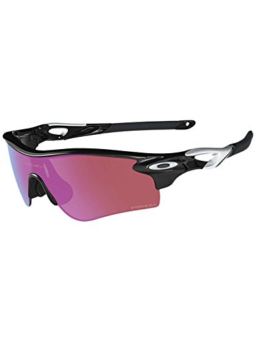 Oakley Mens Radarlock Prizm Golf - Sunglasses Pink Frame Oakley