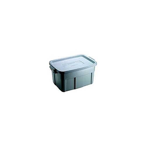 Roughneck FG2212CP Storage Tote Box Pack of 12 (Tote Roughneck Storage)