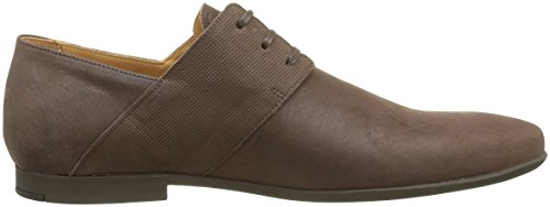 Nubuck Tdm PAUL Panama Homme JOE Lacées Chaussures amp; Marron w80vqwUn
